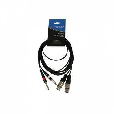 ACCU-CABLE AC-2XF-2J6M/1,5