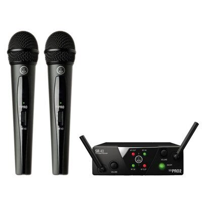 AKG WMS40 MINI2 VOCAL SET